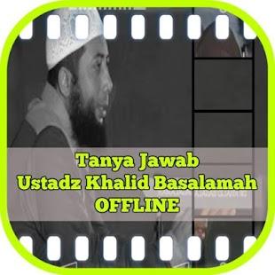 Tanya Jawab Ustadz Khalid Basalamah Offline - náhled