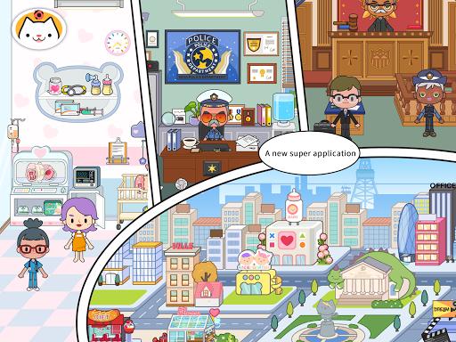 Miga Town: My World 1.4 screenshots 9