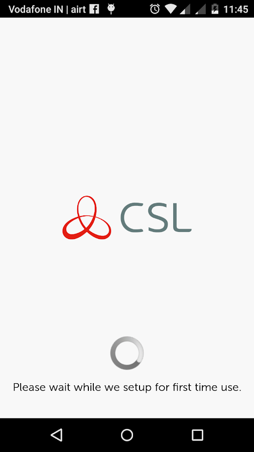 CSL DualCom- screenshot
