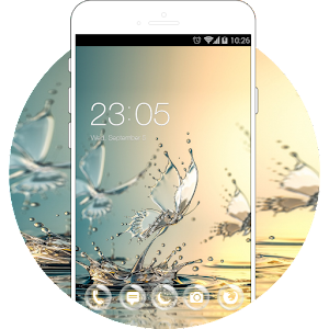 Butterfly Wallpaper & Theme For Oppo A37