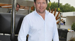 James Martin had butter thrown at him by fans