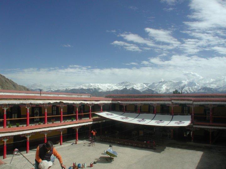 Tibet - Monastero di Drepung di franca111