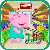 Supermarket: Shopping Games Icon