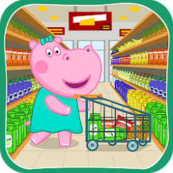 Supermarket: Shopping Games
