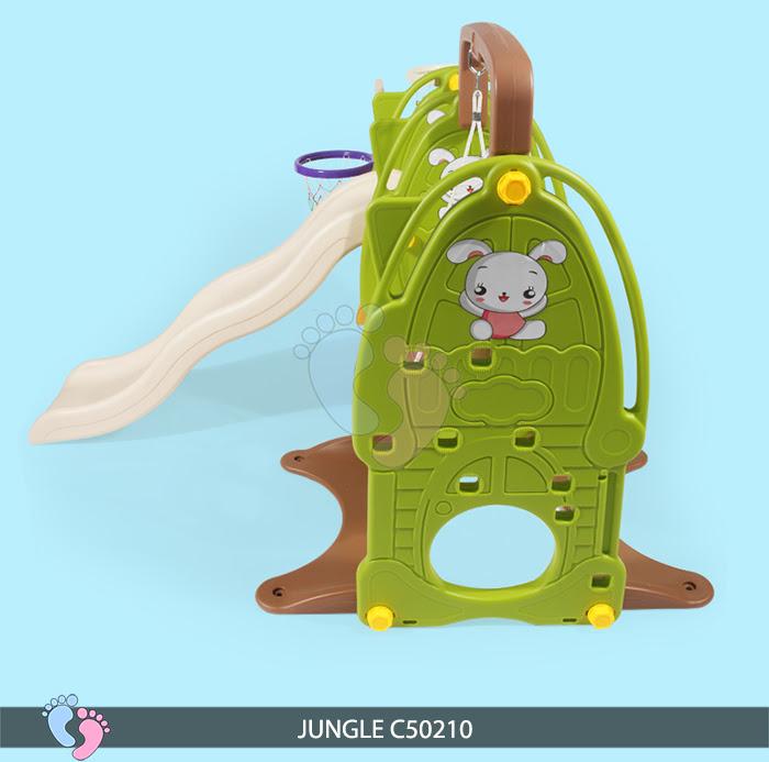 Cầu trượt cho bé Jungle C50210 9