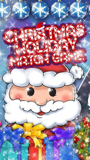 新年 和 圣诞 节 彩色 游戏