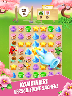 Angry Birds Match Screenshot