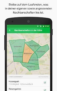 Nextdoor - Die weltweit größte Nachbarschafts-App Screenshot