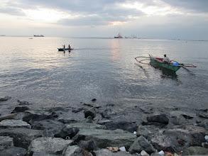Photo: Manila's bay