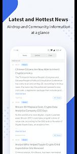 TokenPocket Wallet. EOS, Bitcoin, Ethereum, TRON 4