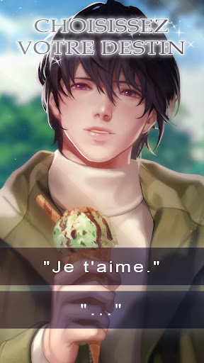 Code Triche Nocturne of Nightmares:Romance Otome Game APK MOD screenshots 4
