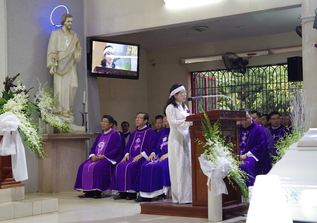 Thánh lễ an táng Cha Giuse Trần Ngọc Tâm - Chánh xứ Xuân Đức - Ảnh minh hoạ 16
