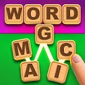 🍀Magic Words: Free Word Spelling Puzzle icon