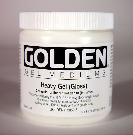 Heavy Gel (Golden)