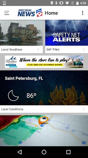 Spectrum Bay News 9 Screenshot