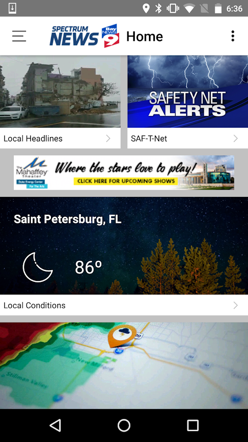 Spectrum Bay News 9- screenshot