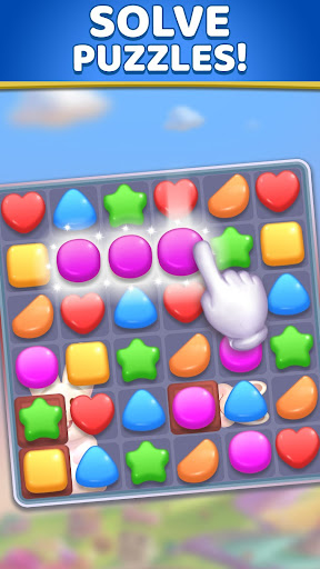Candy Land - Match 3 Games & Free Matching Puzzle 1.3.8 screenshots 1