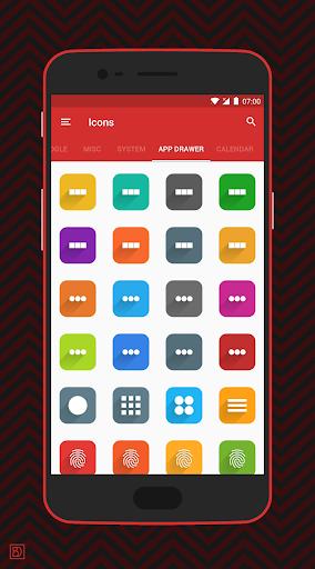 Elta - Flat Style Icon Pack screenshots 6