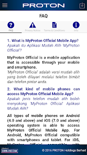 MyProton Official- screenshot thumbnail