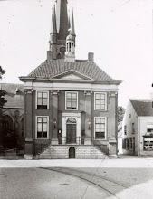 Photo: 1926  Gemeentehuis Princenhage en Prinsenbeek