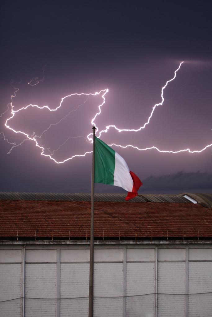 Fulmini di crisi sul Tricolore di Massimo Tiozzo