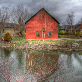 HDR House by Daniel Tompkins - Buildings & Architecture Other Exteriors ( building, hdr, house )