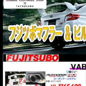 WRX STI VAB A型 TYPE Sのカスタム事例画像 kyosukewrxさんの2018年08月06日14:30の投稿