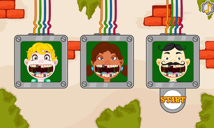 Dentist crazy day screenshot