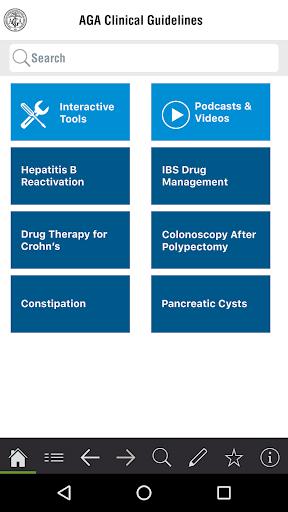 免費下載醫療APP|AGA Clinical Guidelines app開箱文|APP開箱王