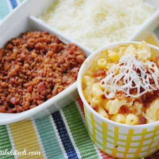 Buffalo Mozzarella Mac and Cheese.