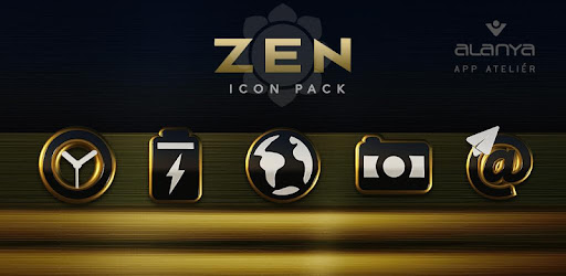 It´s time for a unique and a high quality screen design:ZEN HD Icon Pack