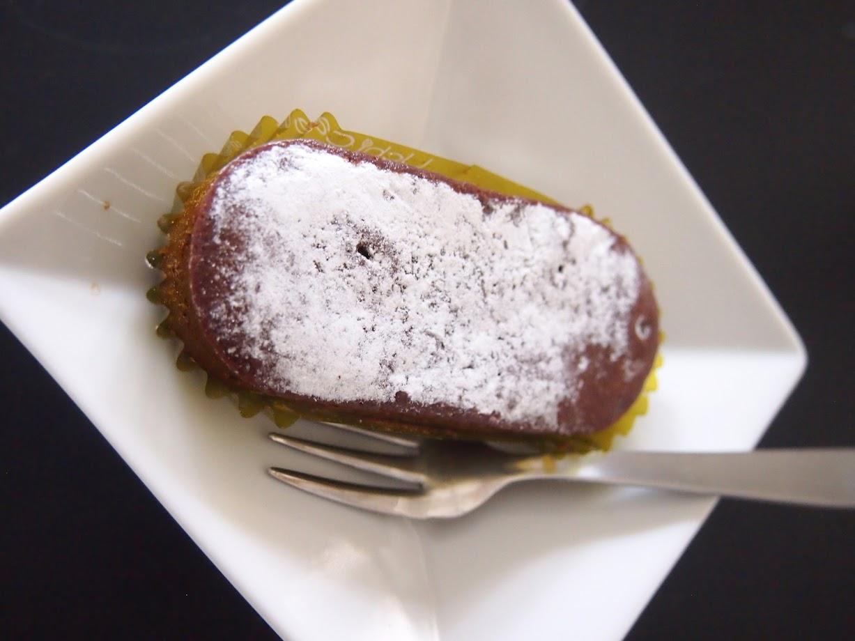 ローソン しっとり濃厚ショコラケーキ