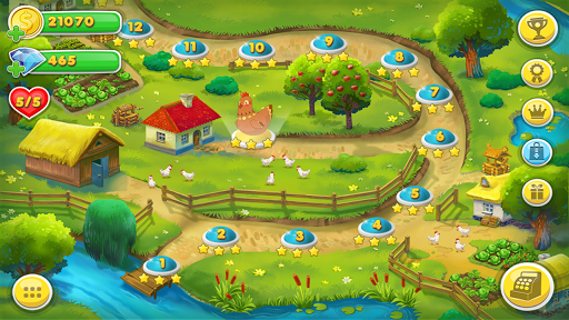 Jolly Days Farm: Time Management Game screenshots 15