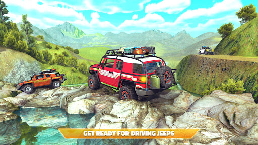 Offroad Jeep Driving 2020: 4x4 Xtreme Adventure filehippodl screenshot 12