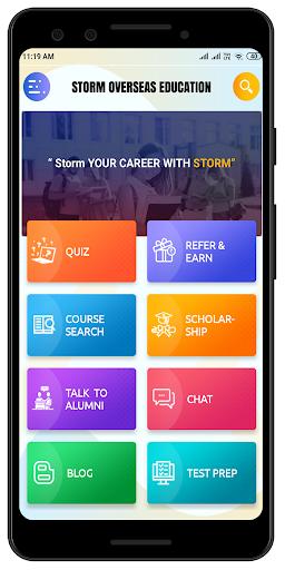 Storm Overseas Education screenshots 2
