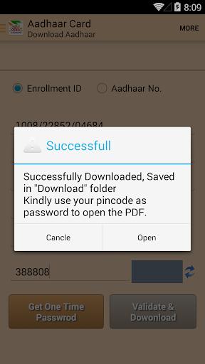 Instant Aadhaar Card screenshot 14