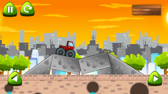 Crazy Urban Truck - náhled