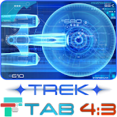 ✦ TREK ✦ Tablet 4:3 Theme