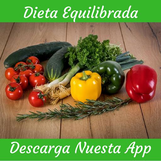 Dieta balanceada - Menú equilibrado screenshot 2