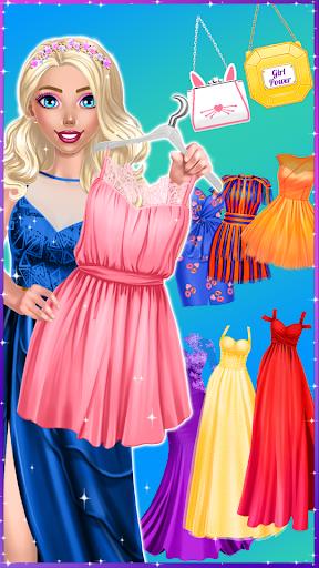 Supermodel Magazine - Game for girls  screenshots 3