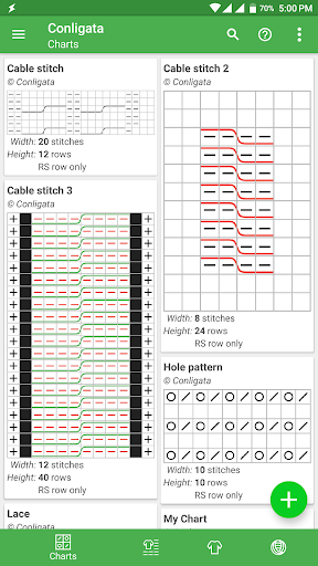 Conligata - Knit Designer 1.2.4.5 screenshots 1