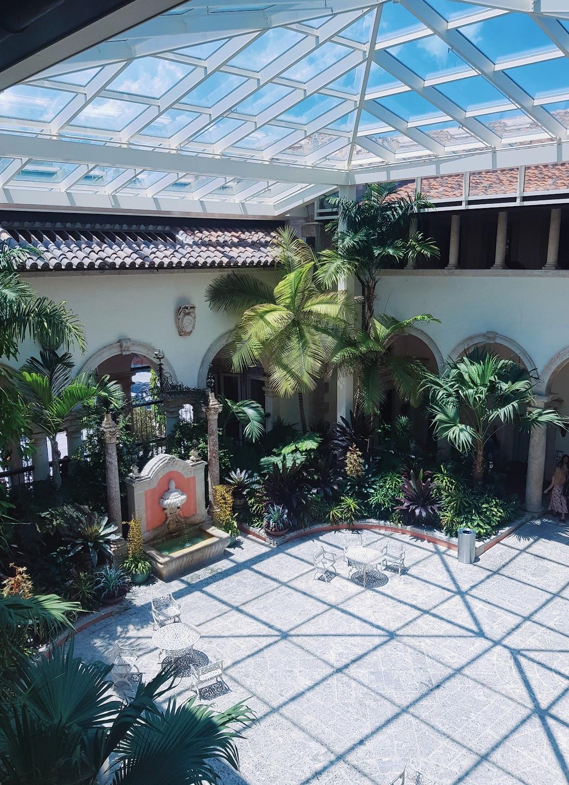 וילה ויסקאיה מיאמי מקומות מיוחדים יפים במיאמי