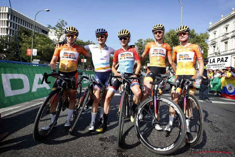 Nederlands vrouwenteam zal blijven bestaan, maar krijgt een andere sponsor