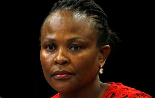 ANC throws its weight behind public protector Busisiwe Mkhwebane