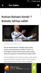 Beşiktaş Haberleri screenshot 1