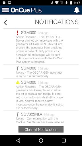 OnCue Plus  screenshots 5