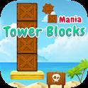 Tower Blocks Mania icon
