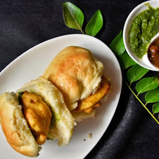 Vada Pao/pav Recipe | How To Make Vada Pao