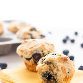 Blueberry Vanilla Yogurt Muffins Recipes