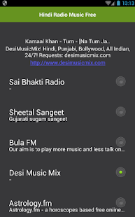 Hindi Radio Music Free - náhled